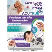 Acutrue - Amplificateur auditif