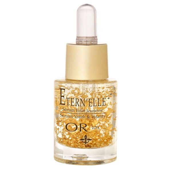 Sérum anti rides Eternelle à l'or 24K