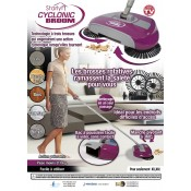 Broom Spin Cyclonic